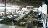 Porcelain factory, complete - used